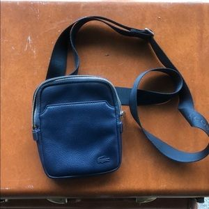 Lacoste Men's Over The Shoulder Bag